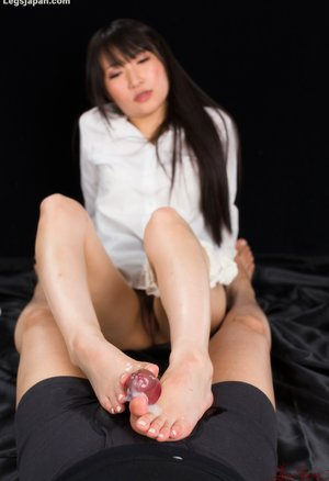 Footjob Photos